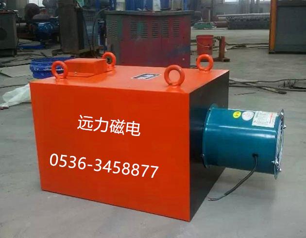 RCDA系列风冷式悬挂电磁除铁器