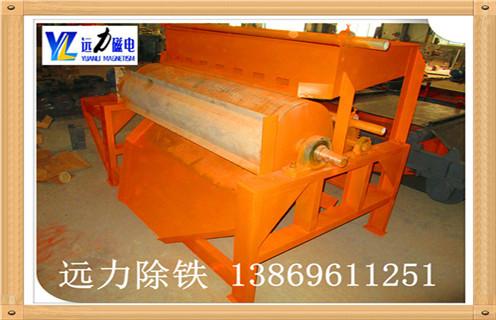 锰矿湿式磁选机厂家