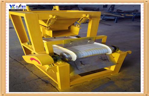 矿用小型输送带式磁选机都有哪些