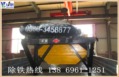 .ct永磁筒式磁选机参数一    湿式永磁筒式磁选机作为分离设备的不断发展的结果可以提供一个完整的技术,采矿及矿产行业的磁性湿分离.    2.ct永磁筒式磁选机参数二    产品型号和尺寸提供的湿式永磁磁选机尺寸的直径,1200毫米和916毫米的长度可达3000毫米.三种基本的分隔设计可用于分选,粗加工和精加工/清洁应用.每种类型可以提供在单一的感光鼓或多个鼓燧岩或磁铁矿阶段,以及用于恢复密介质中的磁介质植物.    3.ct永磁筒式磁选机参数三    湿式永磁筒式磁选机在固定的磁轭是一个组件,锶-铁素体永久陶瓷磁铁.旋转滚筒可与可选的橡胶或不锈钢盖.磁通模式会匹配以获得最佳性能的容器配置.湿磁分离器直径916×300毫米,是916系列中最小的满量分隔,主要用于工业试验.分离器可交付并发,逆流和反旋转版本.实验室使用的湿式永磁筒式磁选机磁场尺寸直径600 x 285毫米和直径.200×100毫米,适合于间歇或连续的测试.