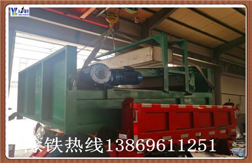 四川湿式锰矿磁选机工作原理