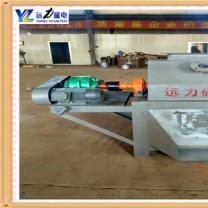 干式磁选机适用于焊剂