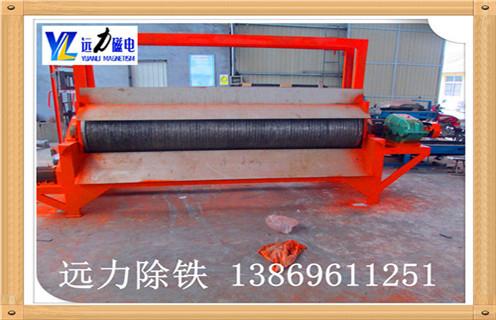 铁矿磁铁矿褐铁矿赤铁矿选矿设备高梯度磁选机湿式磁选