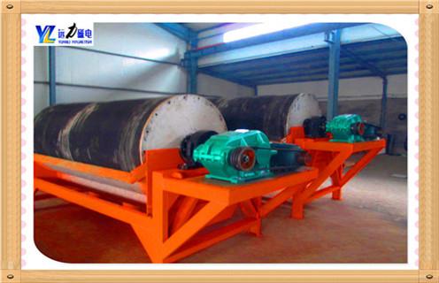 CT9026干式磁选机河沙铁矿等铁粉提取专用磁选机900*2600mm