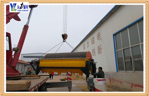 辽宁干式磁选机厂家生产的磁选机是当下矿老板的福音