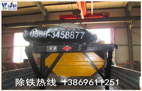 潍坊干式磁选机的型号都有哪些,价格及性价比如何