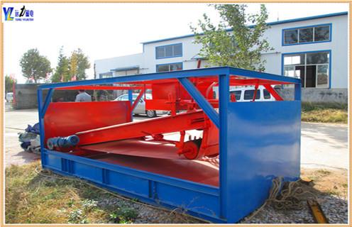 矿选平板式磁选机设备