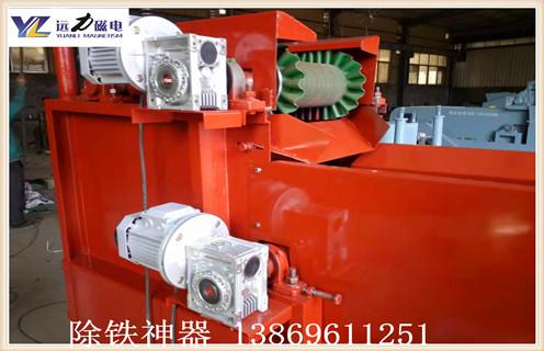 废钢涡电流金属分选机使用说明