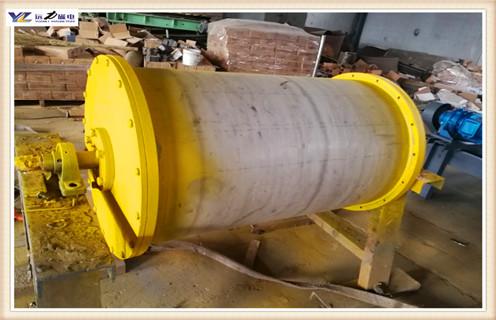 永磁磁滚筒 RCT化工304不锈钢磁性滚筒 供应强永磁滚筒