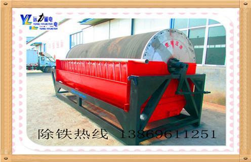 河北永磁筒式磁选机主要技术参数