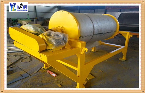 干粉式磁选机长石石英砂除铁