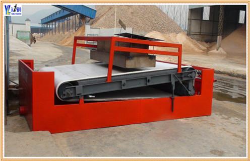 潼南锰矿湿式平板磁选机