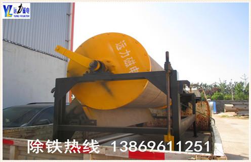 上海干式磁选机的工作原理