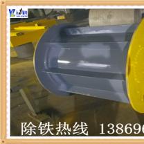 磁选选矿滚桶的技术性特性与特性