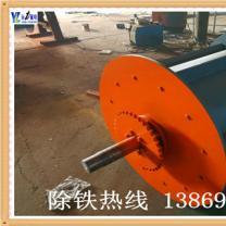 磁选滚筒在使用过程中优势及高质量磁系赢客户