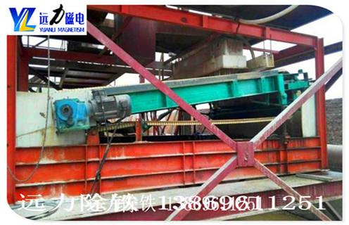 钾长石平板磁选机选矿中的影响